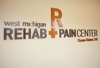 West Michigan Rehab Pain Center Rehabilitation Clinic serving Grand Rapids